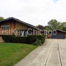 Rental info for 12649 South Parkside Avenue Palos Heights IL 60463