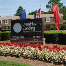 Rental info for Lynnhaven Landing Apartments & Townhomes