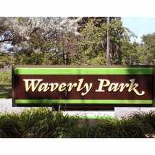 Rental info for Waverly Park Apartments