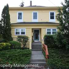 Rental info for 1763 NW 60th ST - 3 in the Ballard area