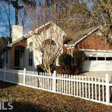 Rental info for 41 Prestwick Ct.-Peachtree City