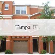 Rental info for 1,090 Sq. Ft. Townhouse $1,250/mo - Must See To... in the Palm River-Clair Mel area