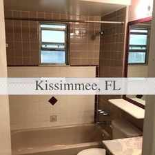 Rental info for House For Rent In KISSIMMEE. in the 34743 area