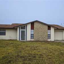 Rental info for 2 Bed 2 Bath Home Available Now in the 33936 area