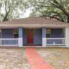 Rental info for 1501 E Louisiana Ave Tampa Three BR, This beautiful home in in the Tampa area