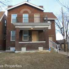 Rental info for 3544 Michigan Ave 1st Floor in the St. Louis area