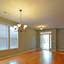 Rental info for Peachtree City Is The Place To Be! Come Home To...