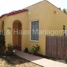 Rental info for Charming Belmont Heights Cottage with Washer & Dryer in Unit! in the Long Beach area