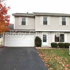 Rental info for 2207 Wentworth Ct Naperville IL 60565