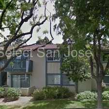 Rental info for Great Upper unit Condo in a great location in the San Jose area