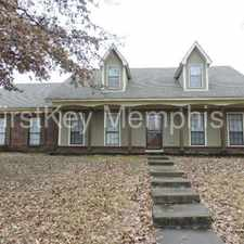 Rental info for 5425 Ross Road in the Memphis area