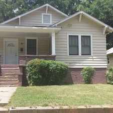 Rental info for House For Rent In Atlanta. Will Consider! in the Oakland City area