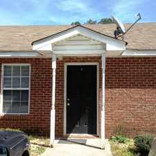 Rental info for 2BR/2BA Brick Apartment.
