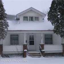 Rental info for 1857 Middle Ave. in the Elyria area
