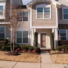 Rental info for 115 Leyton Loop UNit C in the Mooresville area