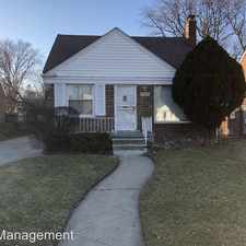 Rental info for 20559 Gilchrist St. in the Greenfield area