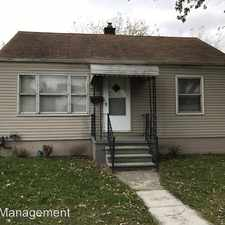 Rental info for 7516 Fisher Ave.