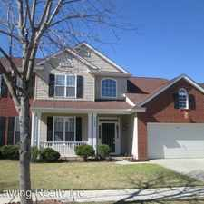 Rental info for 11022 Woods Corner Ct in the Charlotte area