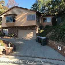 Rental info for 401 Brockmont Dr. in the Verdugo Viejo area