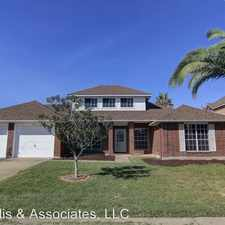 Rental info for 7717 Valley View in the Corpus Christi area
