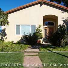Rental info for 4332 Foxenwood Circle in the Orcutt area