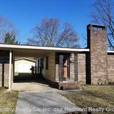 Rental info for 4244 39th Ave N