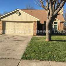 Rental info for 702 Southridge Court in the Grand Prairie area