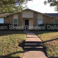 Rental info for HOME IS AVAILABLE FOR IMMEDIATE MOVE IN in the DeSoto area