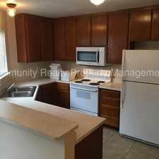Rental info for Wonderful 2 Bed 2 Bath Condo - AVAILABLE NOW !!!