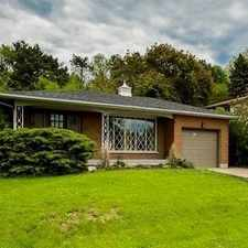 Rental info for 23 Blue Spruce Lane in the Markham area