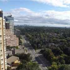 Rental info for 153 Beecroft Road #2501 in the Willowdale West area