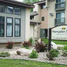Rental info for Hampden Square