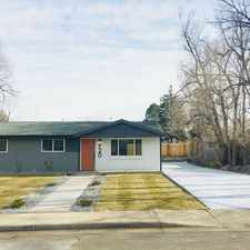 Rental info for 920 36th Street in the Boulder area