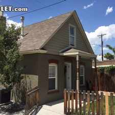 Rental info for $2800 2 bedroom House in Denver Central City Park in the Whittier area
