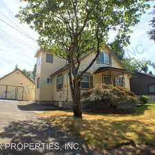 Rental info for 4520 SE Chase Rd.