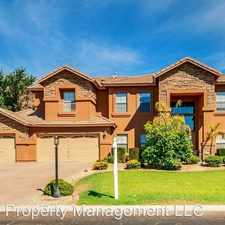 Rental info for 4321 E Fountain Cir