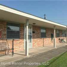 Rental info for 2006 Theodore Dr. Unit D in the Springdale area