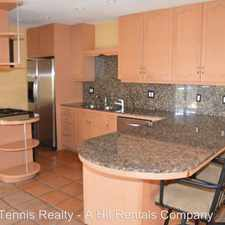 Rental info for 1900 S Palm Canyon Drive #55