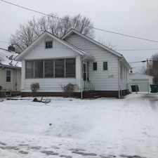 Rental info for 20921 BALL AVENUE in the 44123 area
