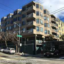 Rental info for 1490 Sacramento Street #1F in the San Francisco area
