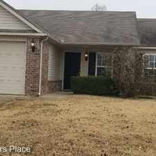 Rental info for 7846 East 132nd Place in the Bixby area