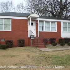 Rental info for 407 Forty-sixth Street in the Columbus area