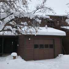 Rental info for 1601 W Olive Street #7 in the Bozeman area