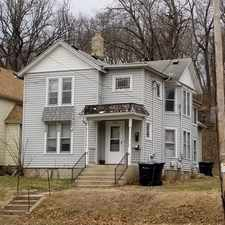 Rental info for 633 S. Main Street - Upper in the Janesville area