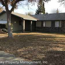 Rental info for 2341 Tomah Ave in the Porterville area