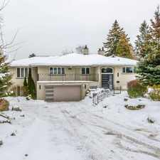 Rental info for 27 Princess Anne Cres in the Edenbridge-Humber Valley area