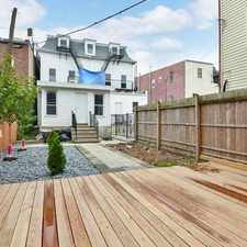 Rental info for 91 Palisade Avenue in the Jersey City area
