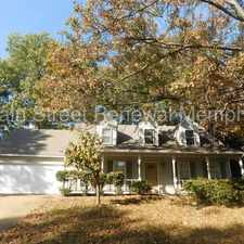 Rental info for 6986 Oakland Chase in the Memphis area