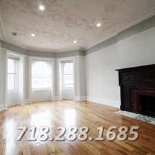 Rental info for 229 Washington Avenue #4 in the New York area