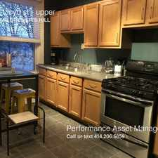 Rental info for 433 E Lloyd st in the Brewer's Hill area